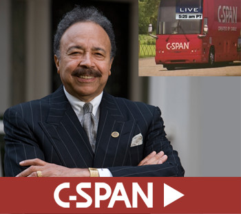 Dr. Harvey on C-Span