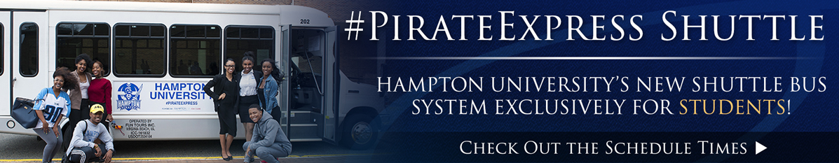 Click here to view the Pirate Express schedule times.