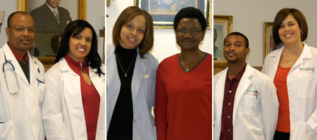 Pharmacy Student and Faculty