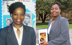 Sherri Saunders-Goldson (l) and Alfreada Brown-Kelly (r)