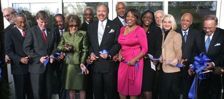 Hampton University Proton Therapy Institute Grand Opening