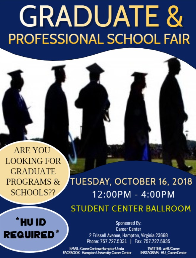 Hampton University Career Counseling And Planning Center